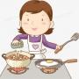 【生活】你会跟谁学做菜?