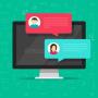 【生活】觉得自己在网上聊天比现实聊天更活泼的原因是什么呢?